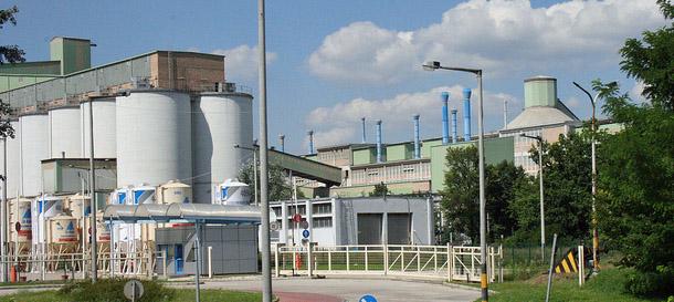 Cementgyár- Vác