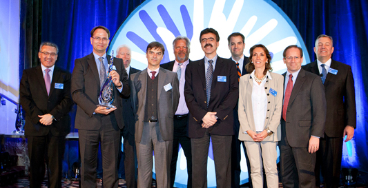 Harmadik alkalommal nyert globális díjat a magyar hulladékkezelő