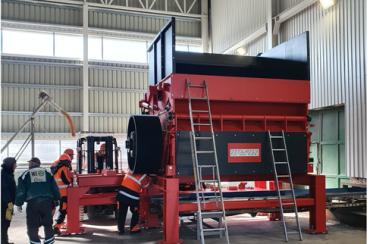 Erősödő géppark, növekvő gyártási kapacitás
