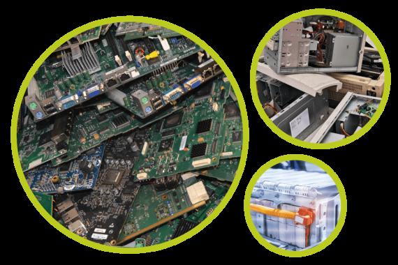Elektronikai hulladék Éltex